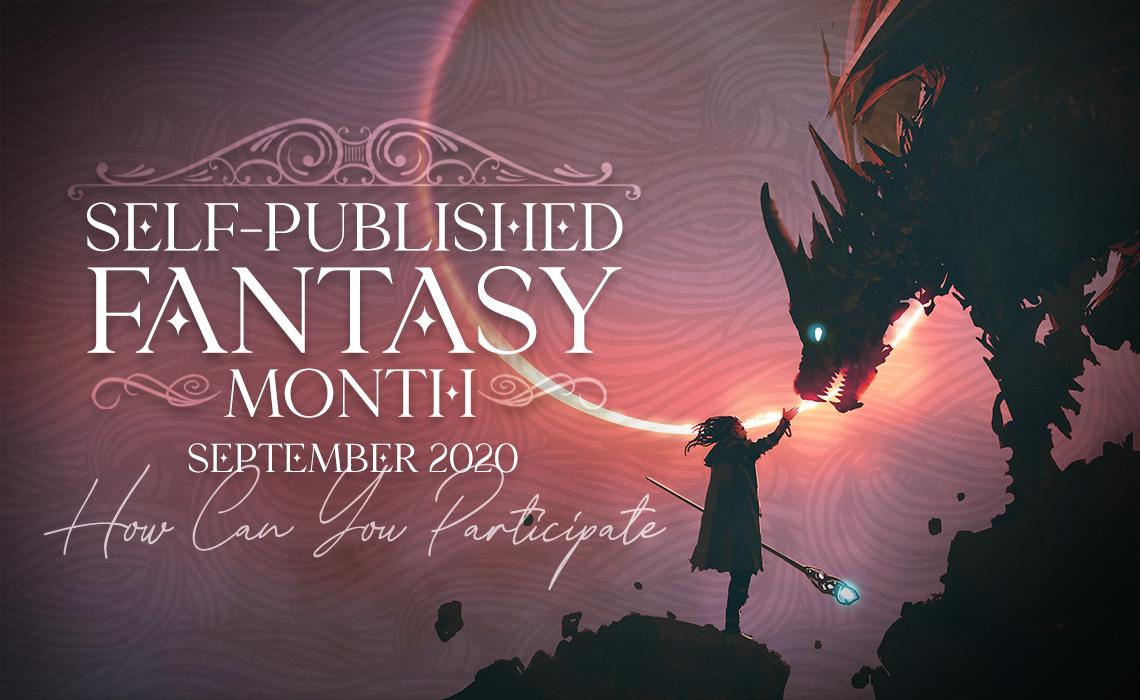Self-Published Fantasy Month September 2020